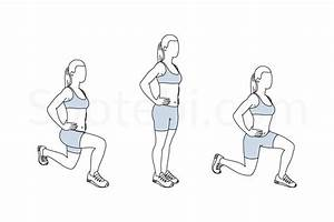 Front And Back Lunges