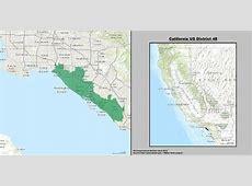 California's 48th congressional district Wikipedia