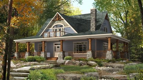 House Cottage by Muskoka Beaver Homes And Cottages Home Building Centre