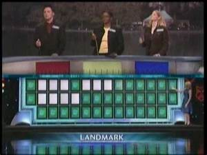 Wheel Of Fortune - Third Toss-up - 01  03  2008