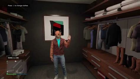 GTA Online - AWESOME Jacket outfit ( Hotline Miami ) - YouTube