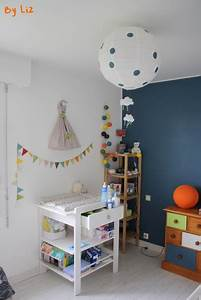 Décoration Chambre De Bébé : une d coration de chambre enfant home made ~ Teatrodelosmanantiales.com Idées de Décoration