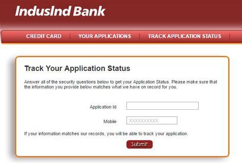 Capital one credit card status online. How to Check Indusind Bank Credit Card Application Status - IndBankGuru
