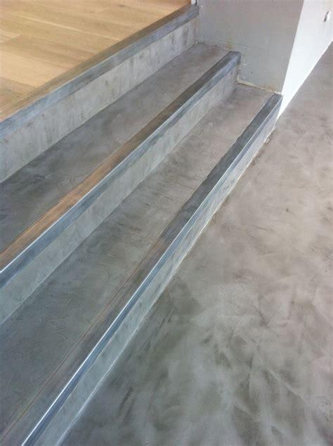 nez de marche escalier beton marche beton cir 233 avec nez de marche inox beton cir 233 taloch 233