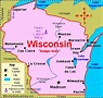 Wisconsin: Facts, Map and State Symbols ...
