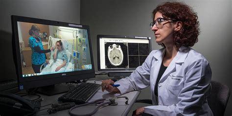 telemedicine comprehensive stroke center suny upstate
