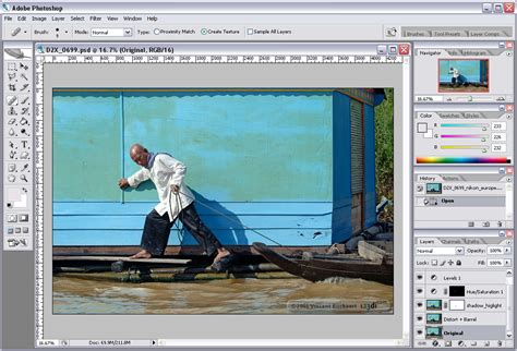 Adobe Photoshop Cs2 Digital Photography Review