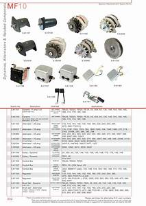 Massey Ferguson Electrics  U0026 Instruments  Page 342