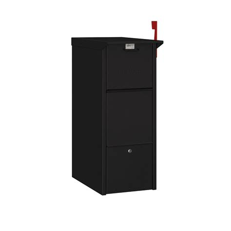 home made kitchen cabinets salsbury industries 4300 series mail package drop in black 4300
