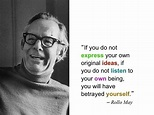 Rollo May Quotes. QuotesGram