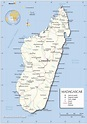 Political Map of Madagascar - Nations Online Project