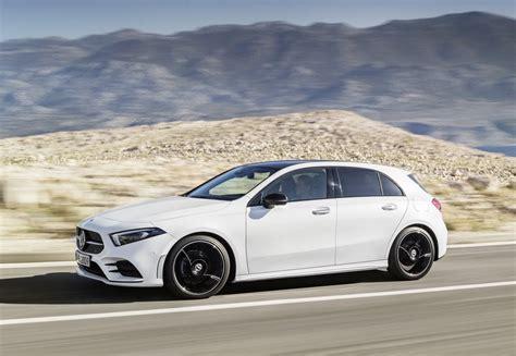 Mercedes Class by Das Ist Die Neue Mercedes A Klasse Alles Auto