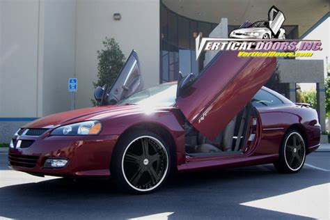 Dodge Stratus Vertical Lambo Doors
