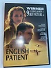 THE ENGLISH PATIENT (VHS 1996) 9 Academy Awards [R] BEST ...