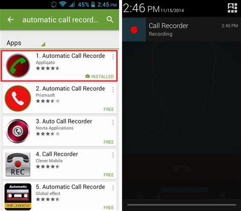 Comment Enregistrer Des Appels Sur Android