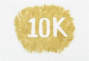 We Celebrate Reaching 10K Followers on Instagram