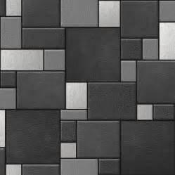 designer wallpaper leather tiles koziel f957 murivamuriva