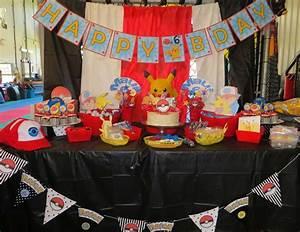 "Pokemon Trainer's Training / Birthday ""Pokemon 6th"