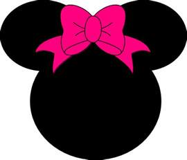 Minnie Mouse Bow Clip Art Free