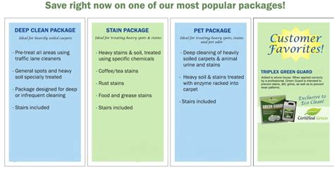 carpet cleaning discounts eco clean discounts up to 40