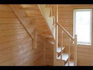 Holztreppe Außen Selber Bauen : treppe selber bauen holz treppe selber bauen youtube ~ Buech-reservation.com Haus und Dekorationen
