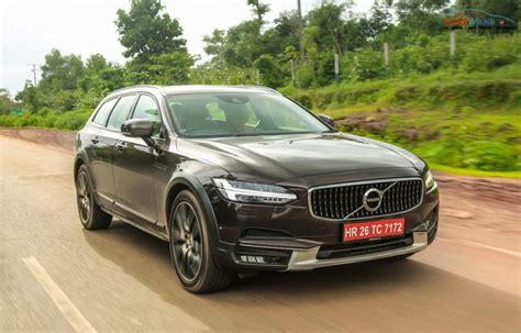 volvo  cross country launched  india price specs