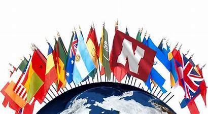 Law International Flags Academics United Opportunities