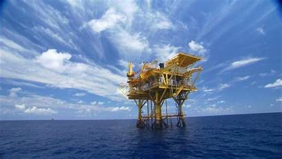 Oil Rig Gas Offshore Platform Wallpapers Gulf