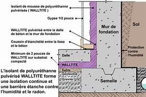 urethane isolation des planchers de sous sol au polyurethane With eclairage exterieur pour arbre 1 pose de dalle en pierre sur sablegravier sans dalle beton