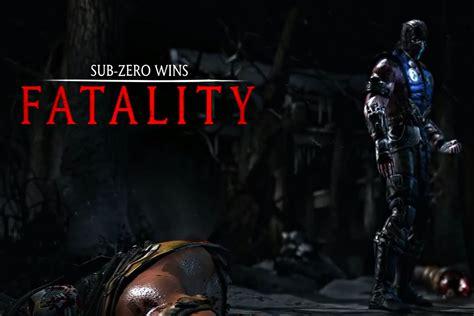 Mortal Kombat X Sells 'easy Fatalities' Downloadable