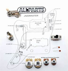 Blacktop Jazzmaster Wiring Diagram