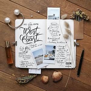 Carnet De Voyage Original : inspiration carnets de voyage cocon d co vie nomade ~ Preciouscoupons.com Idées de Décoration