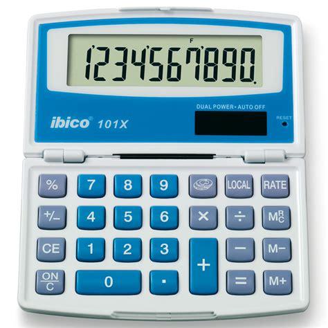 acheter bureau ibico 101x ib410024 achat vente calculatrice sur