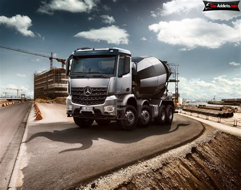 Mercedes Arocs by Mercedes Arocs Price Wallpaper Info