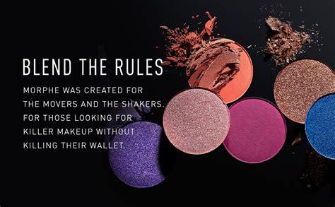 Amazon.com : MORPHE Pro 35 Color Eyeshadow Makeup Palette