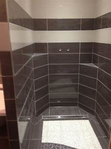 Pose Douche Italienne : pose de carrelage de salle de bain et au sol ~ Melissatoandfro.com Idées de Décoration