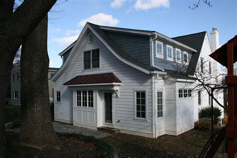 1940's Cape Cod 2 Story Addition  Old Dominion Building Group