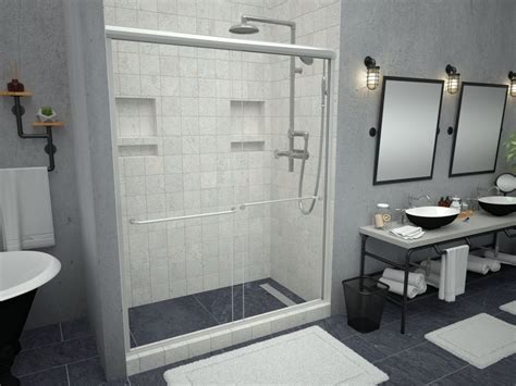 Redi Trench Shower Pans & Bases