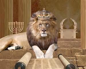Lion Tribe of Judah Painting