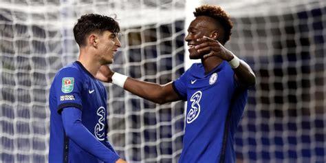 Havertz scores hat-trick in resounding Chelsea cup win ...