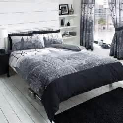 new york city skyline duvet cover quilt cover bedding single double k