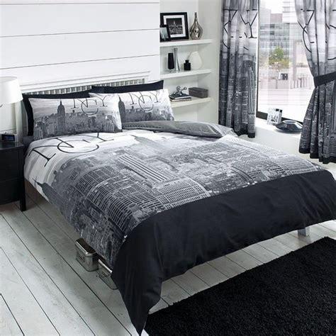 new york city skyline duvet cover quilt cover bedding