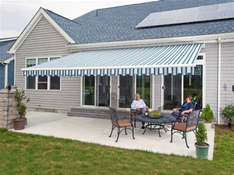 retractable awnings essex county nj bergen county patio