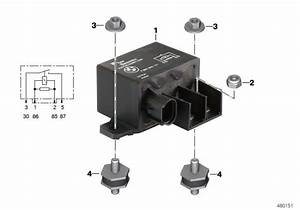 Bmw R1200rt Starter Relay  Relays  Fuses