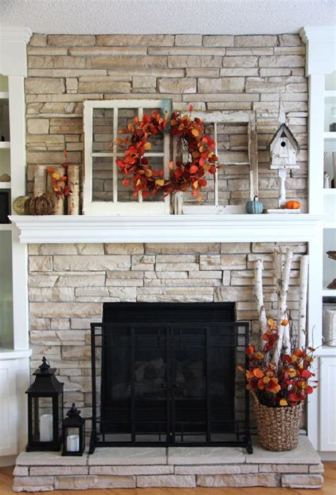 25+ Best Ideas About Over Fireplace Decor On Pinterest