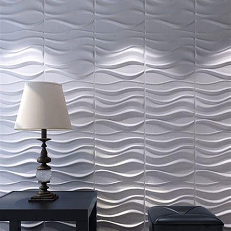 wall panels plant fiber white interior exterior decor