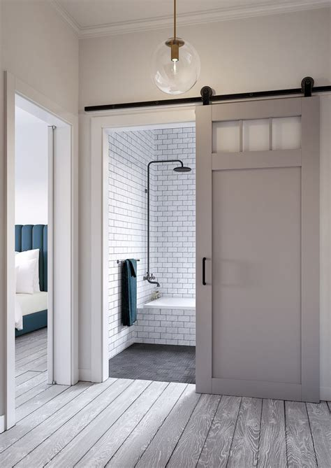 Interior Barn Doors For Homes by 17 Best Ideas About Barn Doors On Sliding Barn