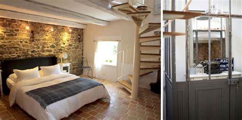 deco chambre adulte gris et blanc la maison de joséphine gîte rural et chic dans les côtes