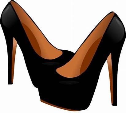 Heels Clipart Heel Clip Shoes Shoe Cliparts