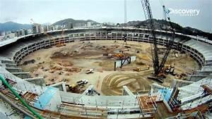 Rio's Maracana Stadium (Timelapse) | Building The World ...
